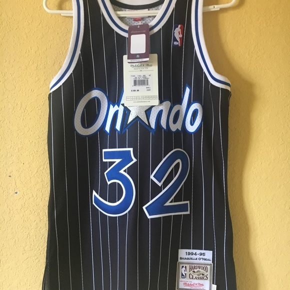 44e8c7878 Mitchell & Ness Other   Authentic Orlando Magic Shaquille Oneal ...